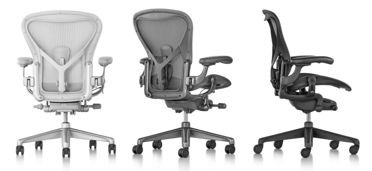a new era for aeron interior investments