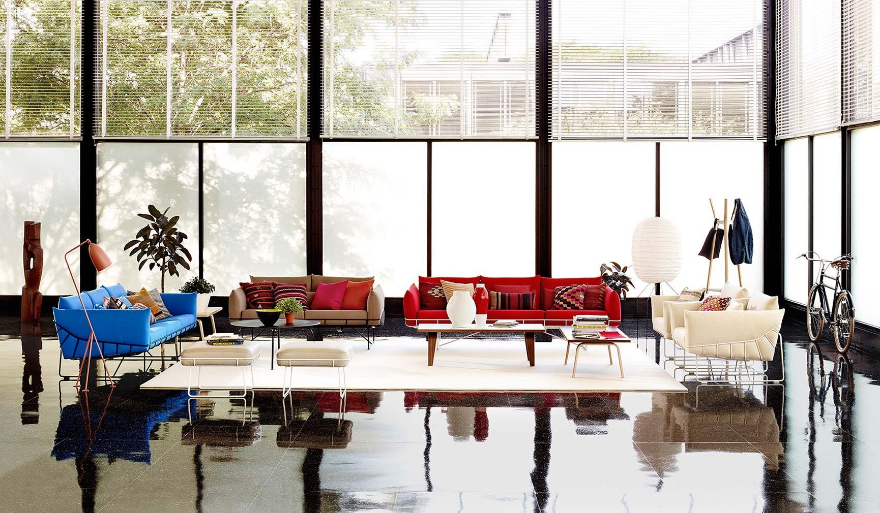Herman Miller Collection Dealer Interior Investments